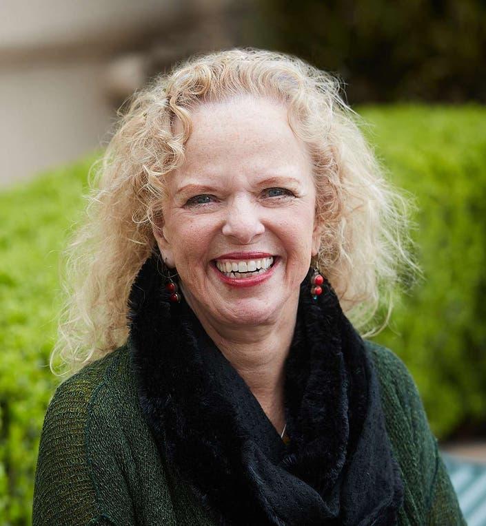 Donna Eden's portrait photo