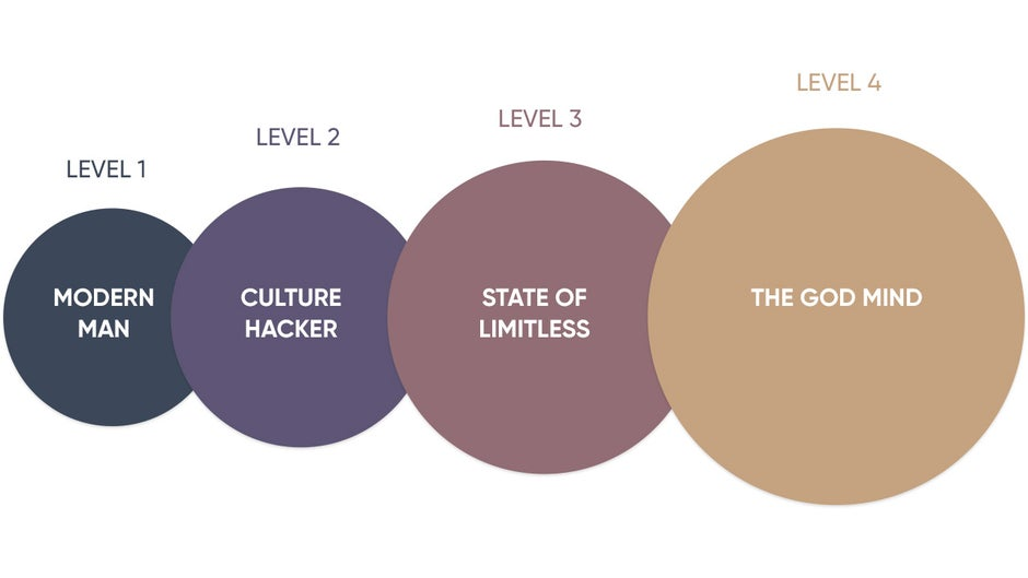Four Levels of Human Consciousness