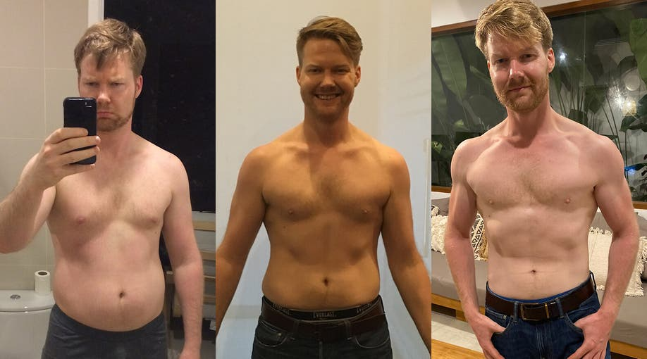 Jason's Transformation