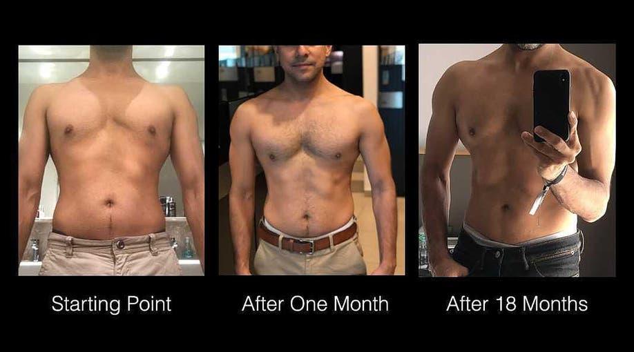Vishen's Transformation