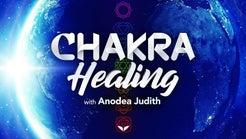Chakra Healing by Anodea Judith