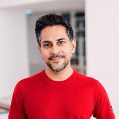 Portrait of Host: Vishen Lakhiani